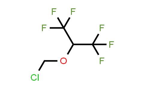 BF12378 | 26103-07-1 | 2-(Chloromethoxy)-1,1,1,3,3,3-hexafluoropropane