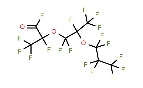 BF12374 | 2641-34-1 | 2,3,3,3-Tetrafluoro-2-[1,1,2,3,3,3-hexafluoro-2-(1,1,2,2,3,3,3-heptafluoropropoxy)propoxy]propanoyl fluoride