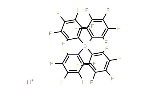 BF12499 | 2797-28-6 | Tetrakis(Pentafluorophenyl)-Borate Lithium (1:1)