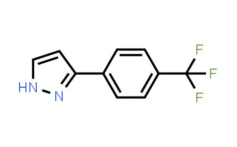 BF12450 | 362601-71-6 | 3-[4-(Trifluoromethyl)phenyl]-1h-pyrazole