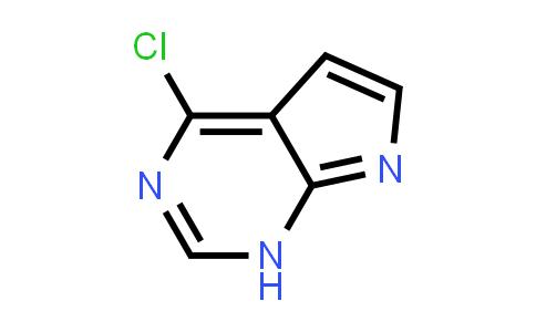 3680-69-1 | 4-Chloropyrrolo[2,3-d]pyrimidine