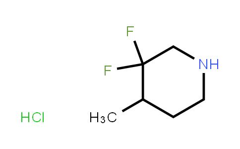 BF12354 | 374794-78-2 | 3,3-Difluoro-4-methylpiperidine hydrochloride