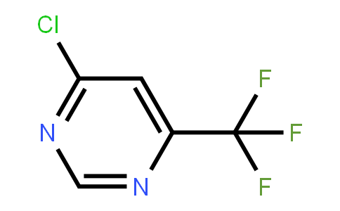 37552-81-1 | 4-Chloro-6-(trifluoromethyl)pyrimidine