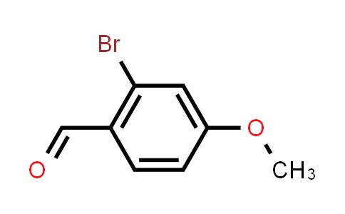 BF12494 | 43192-31-0 | 2-Bromo-4-methoxybenzaldehyde