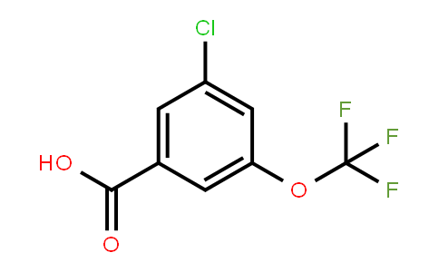 433926-46-6 | 3-Chloro-5-(trifluoromethoxy)benzoic acid