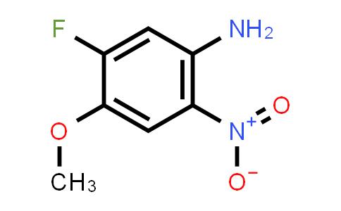 BF10433 | 446-20-8 | 5-Fluoro-4-methoxy-2-nitroaniline