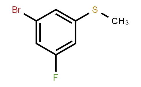 453566-03-5 | 5-氟-3-(甲硫基)溴苯