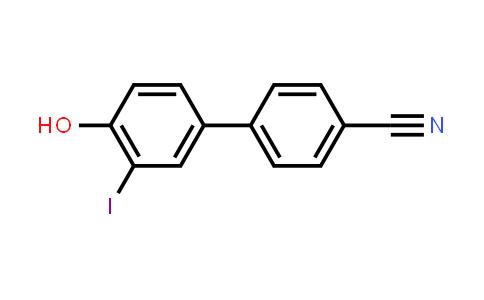 BF12547 | 460746-47-8 | 4-(4-Hydroxy-3-iodophenyl)benzonitrile