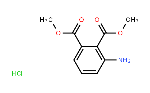 52412-63-2 | Dimethyl 3-aminophthalate hydrochloride