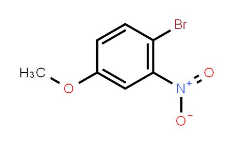 5344-78-5 | 4-Bromo-3-nitroanisole
