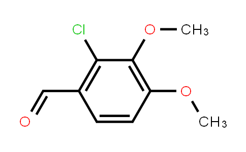 5417-17-4 | 2-Chloro-3,4-dimethoxybenzaldehyde