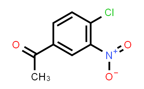5465-65-6 | 4'-Chloro-3'-nitroacetophenone
