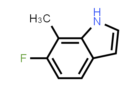 BF12448 | 57817-10-4 | 6-Fluoro-7-methylindole