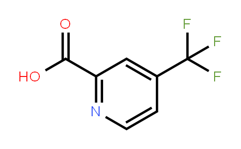 588702-78-3 | 4-(Trifluoromethyl)pyridine-2-carboxylic acid