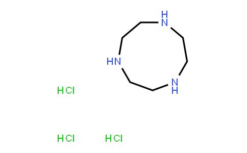 58966-93-1 | 1,4,7-Triazacyclononane trihydrochloride