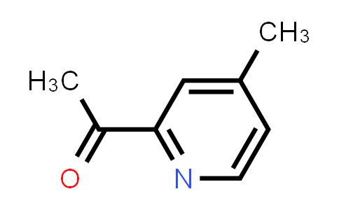 BF12544 | 59576-26-0 | 2-Acetyl-4-methylpyridine