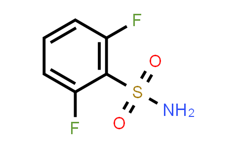 BF12475 | 60230-37-7 | 2,6-Difluorobenzenesulfonamide