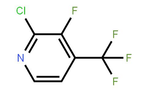 628692-22-8 | 2-氯-3-氟-4-(三氟甲基)吡啶