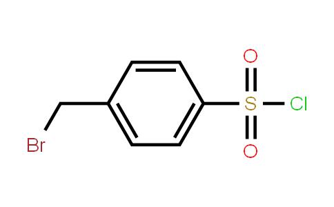66176-39-4 | 4-(Bromomethyl)benzenesulfonyl chloride