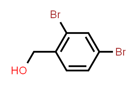 666747-06-4 | 2,4-Dibromobenzyl alcohol
