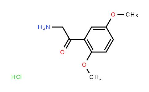 671224-08-1 | 2-Amino-1-(2,5-dimethoxyphenyl)-ethanone HCl