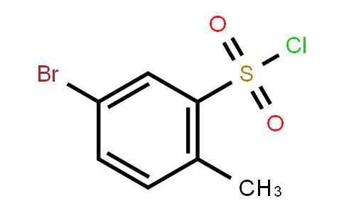 69321-56-8 | 5-Bromo-2-methylbenzene-1-sulfonyl chloride