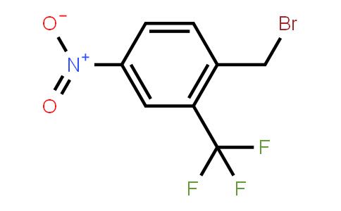 694499-22-4 | 4-Nitro-2-(trifluoromethyl)benzyl bromide