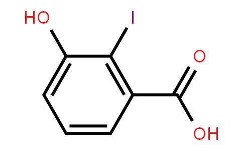 75821-44-2 | 3-Hydroxy-2-iodobenzoic acid