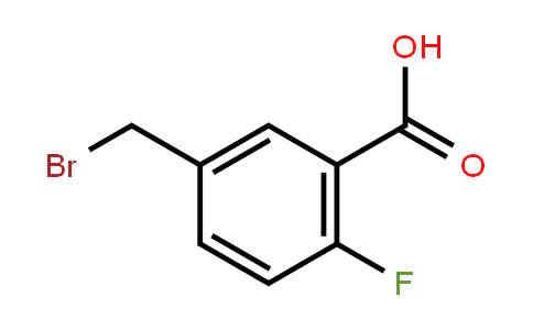 773100-76-8 | 5-Bromomethyl-2-fluorobenzoic acid