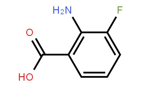 825-22-9 | 2-Amino-3-fluorobenzoic acid