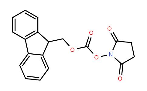 BF12330 | 82911-69-1 | N-(9-fluorenylmethoxycarbonyloxy)succinimide