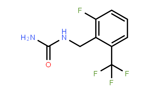 830346-46-8 | 1-(2-Fluoro-6-(trifluoromethyl)benzyl)urea
