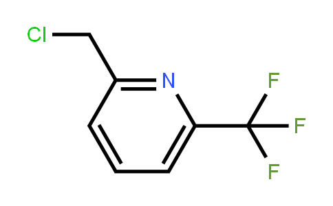 849094-03-7 | 2-(Chloromethyl)-6-(trifluoromethyl)pyridine