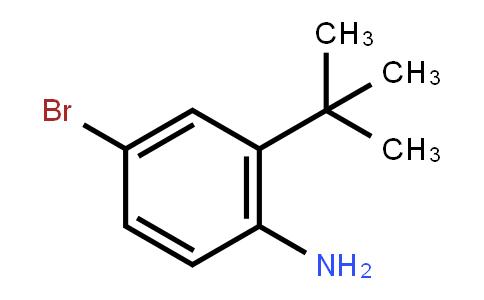 850012-44-1 | 4-Bromo-2-tert-butylphenylamine