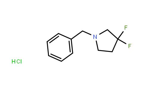 BF12355 | 862416-37-3 | 1-Benzyl-3,3-difluoropyrrolidine hydrochloride