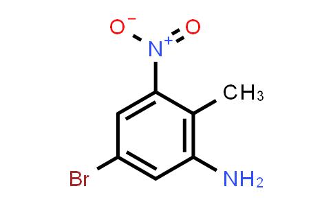 864550-40-3 | 5-Bromo-2-methyl-3-nitroaniline