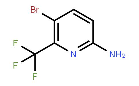 BF12196 | 882500-21-2 | 2-三氟甲基-3-溴-6-氨基吡啶