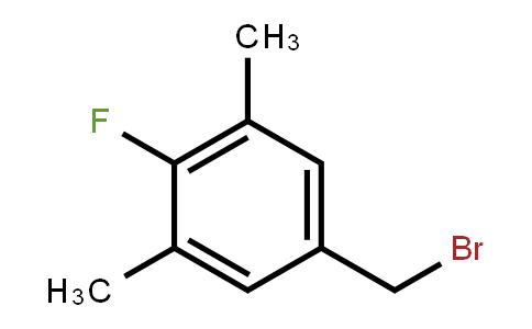 886501-82-2 | 4-Fluoro-3,5-dimethylbenzyl bromide