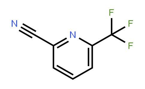 887583-52-0 | 6-(Trifluoromethyl)pyridine-2-carbonitrile
