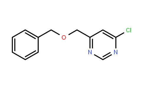 BF12218 | 914802-11-2 | 4-(Benzyloxymethyl)-6-chloropyrimidine