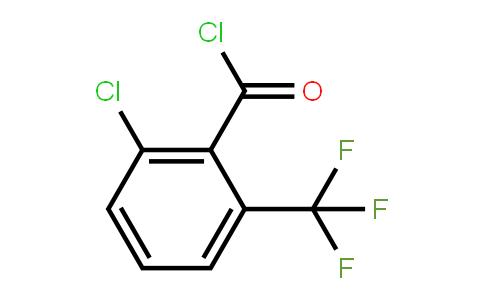 916420-44-5 | 2-Chloro-6-trifluoromethylbenzoyl chloride