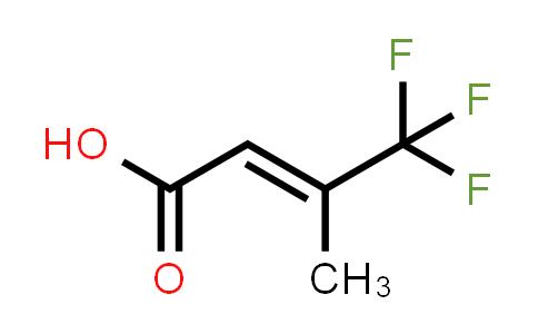 93404-33-2 | 3-(Trifluoromethyl)crotonic acid