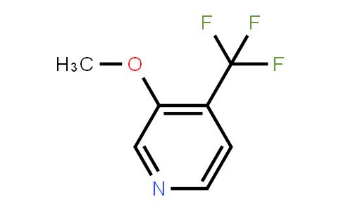 936841-72-4 | 3-甲氧基-4-三氟甲基吡啶