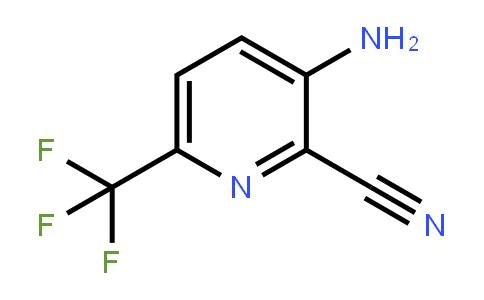 946594-89-4 | 3-Amino-6-(trifluoromethyl)pyridine-2-carbonitrile