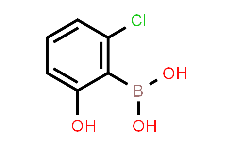 BF12469 | 958646-70-3 | 2-Chloro-6-hydroxyphenylboronic acid