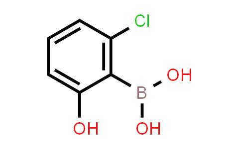 BF12469 | 958646-70-3 | (2-Chloro-6-hydroxyphenyl)boronic acid
