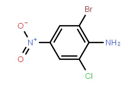 99-29-6 | 2-Bromo-6-chloro-4-nitroaniline