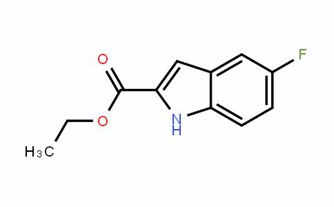 348-36-7 | 5-Fluoroindole-2-carboxylic acid ethyl ester