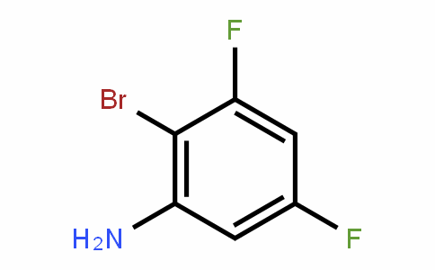 500357-40-4 | 2-Bromo-3,5-difluoroaniline
