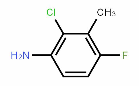 90292-63-0 | 2-氯-4-氟-3-甲基苯胺